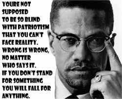 Malcolm X Memes - black power shirts