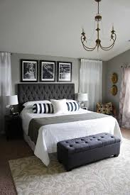 style chambre black and grey bedroom decorating ideas style