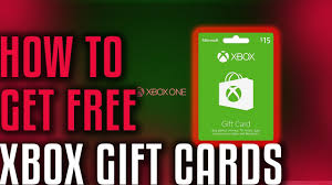 xbox cards does it work how to get free xbox gift cards 2016
