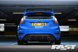tuned mk7 ford fiesta fast car