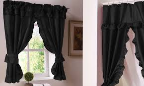 best window treatments for a bathroom overstock com