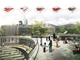 articulated site water reservoirs as public park medellin col global holcim awards gold 2015 articulated site water reservoirs as public park hellip