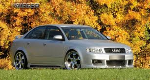 audi b6 kit kit styling for the audi a4 b6 with rieger high performance