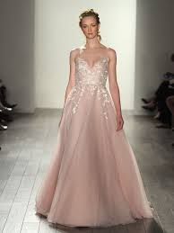 Hayley Paige Spring 2017 Wedding by Blush By Hayley Paige Fall 2017 Collection Bridal Fashion Week Photos