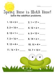addition to 20 worksheets free worksheets library download and