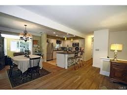 image result for 1970s hi ranch living room and kitchen home