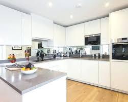 8 mirror types for a fantastic kitchen backsplash smoked mirror backsplash great classy espresso kitchen cabinets