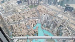 burj khalifa inside view from inside the burj picture of burj khalifa dubai tripadvisor