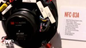 divinci home theater cedia 2014 the davinci group showcases tdg audio nfc 83a speaker