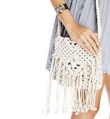 boho crochet bag boho crochet coachella hippie bag hippie chic boho bag