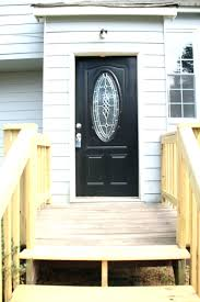 curb appeal front door ideas porch color ranch style house paint