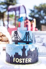 first birthday cake smash san francisco photographer