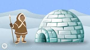 Are Igloo Dog Houses Warm How An Igloo Keeps You Warm Youtube
