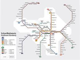 Pdf Metro Map by Nuremberg U Bahn U2014 Map Lines Route Hours Tickets