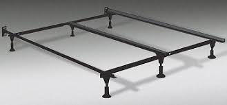 Adjustable Bed Frame King Heavy Duty King Metal Bed Frame With Center Supp On Adjustable
