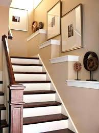 home stairs decoration stairway wall art archives simple decorating ideas stairway wall