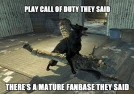 Funny Call Of Duty Memes - cod memes top 20 of call of duty memes