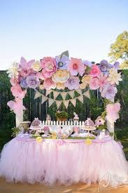 dessert table backdrop 10 gorgeous paper flower backdrops catch my party