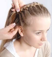 Hochsteckfrisurenen Anleitung Flechten by 42 Best Hairstyles Images On Plaits Hairstyle And