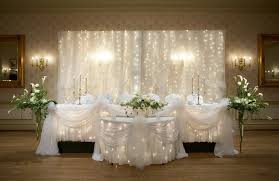 wedding decor packages old mill toronto hotel