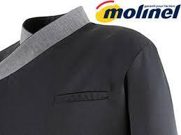 molinel cuisine veste cuisine molinel réf 2742 tout pour l ouvrier