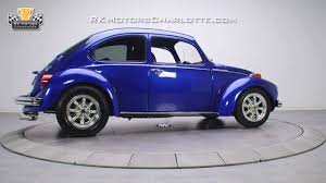 132777 1973 volkswagen super beetle youtube