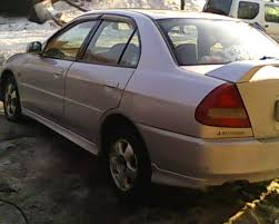 mitsubishi fiore hatchback 1997 mitsubishi mirage for sale 1500cc gasoline automatic for sale