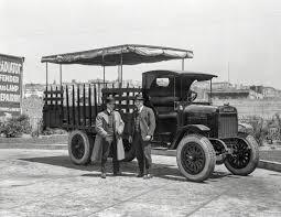 kenworth models history 1920 day elder model c stake truck cars transportation