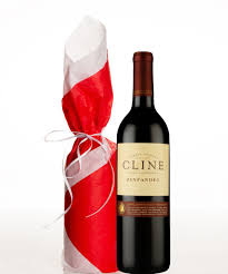 wine gift delivery cline lodi 1 bottle gift set wine bottle from california
