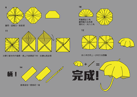 How To Make Paper Umbrellas - make a paper umbrella to show your support