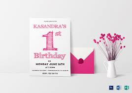 design invitation card for birthday party images invitation