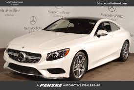 used mercedes coupe mercedes of bedford s exclusive manager specials detail