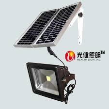 30w solar light rechargeable light max working time8hours high