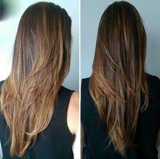 upside down v shape haircut 119 best haircuts images on pinterest long hair make up looks