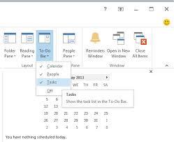change calendar layout outlook 2013 10 tips for mastering microsoft outlook 2013 pcworld
