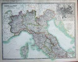 Corsica Map 11 Print Italy Plan Rome 1914 Geography Maps Corsica Elba 016e165