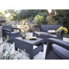 Petite Table De Jardin Ikea by Awesome Salon De Jardin Lounge Elegance Pictures Amazing House