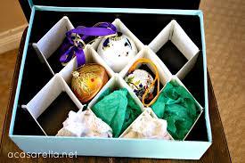 diy ornament storage a casarella