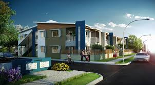 highland row houses sristi consultants u0026 constructions