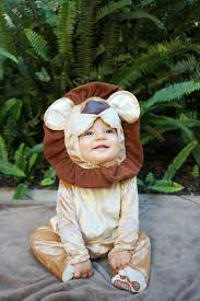 Infant Lion Halloween Costume Baby Lion Halloween Costume