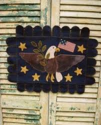 felt golliwog pattern golliwog penny rug pattern wool felt pinterest penny rug