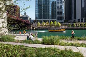 Chicago Riverwalk Map by Much Anticipated Final Phase Of The Chicago Riverwalk Is Complete