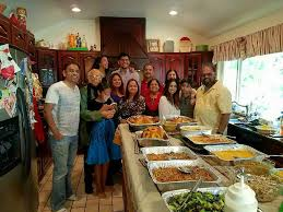 an indian american thanksgiving is a feast of multicultural