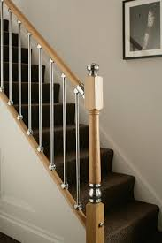 chrome banister rails fantastic chrome banister rails with axxys adjustable handrail to