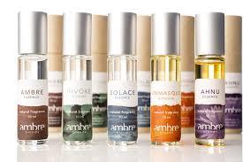 ambre blends hair pure essence oils ambre blends