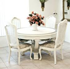 Shabby Chic Dining Table And Chairs Shabby Chic Dining Table By Chic Dining Room Furniture For Sale
