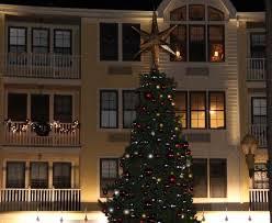 long branch tree lighting long branch pier village annual tree lighting shoretv new jersey