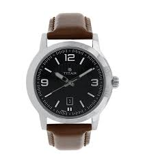 titan silver dial analog watch for men 1730sl02 othoba com