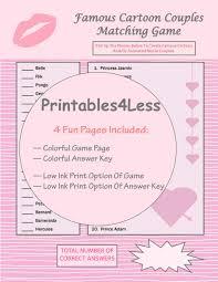 valentine sets of free printablene bingo cards games for senior