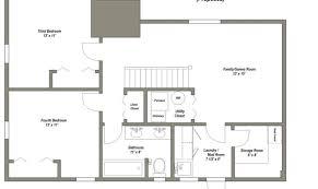finished basement house plans stylish basement house plans finished basement house plans 21